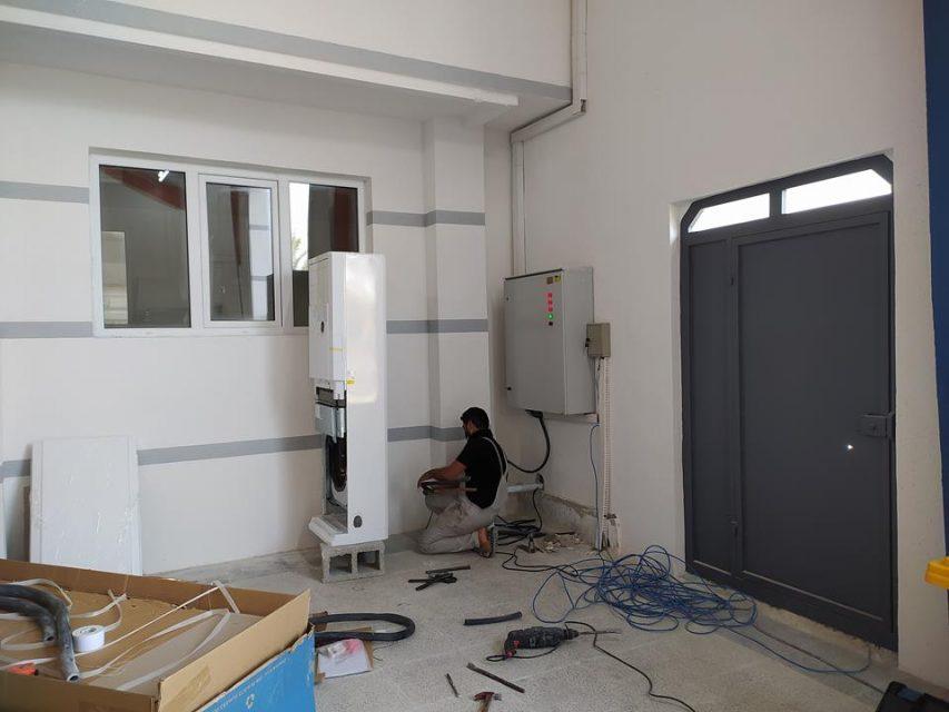 پروژه تابلو برق